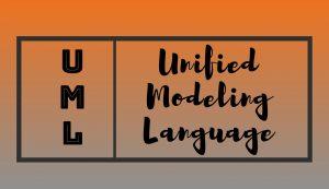 UML - Unified Modeling Language
