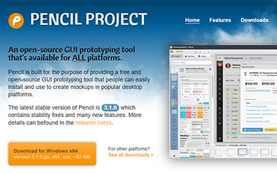 Pencil Project Homepage