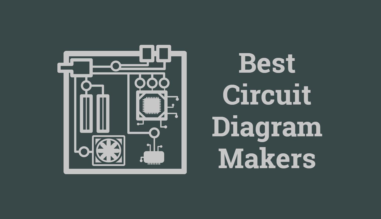 Top 5 Best Circuit Diagram Makers 2020 - My Chart Guide [ 874 x 1520 Pixel ]
