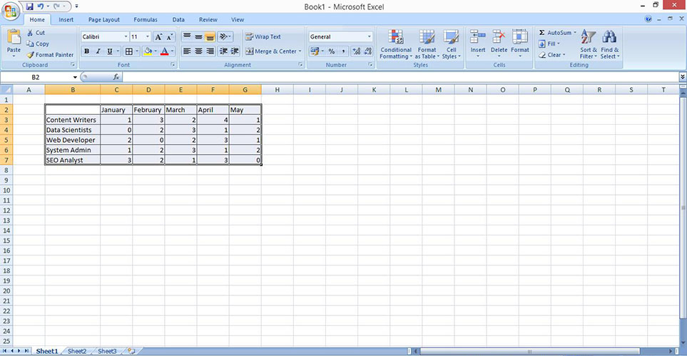 make stacked column chart in excel 2