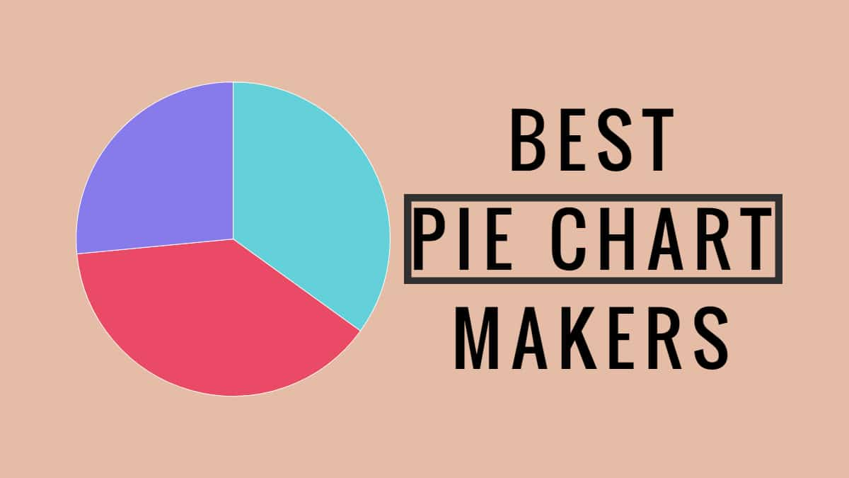 The 30 Best Pie Chart Makers 30   My Chart Guide