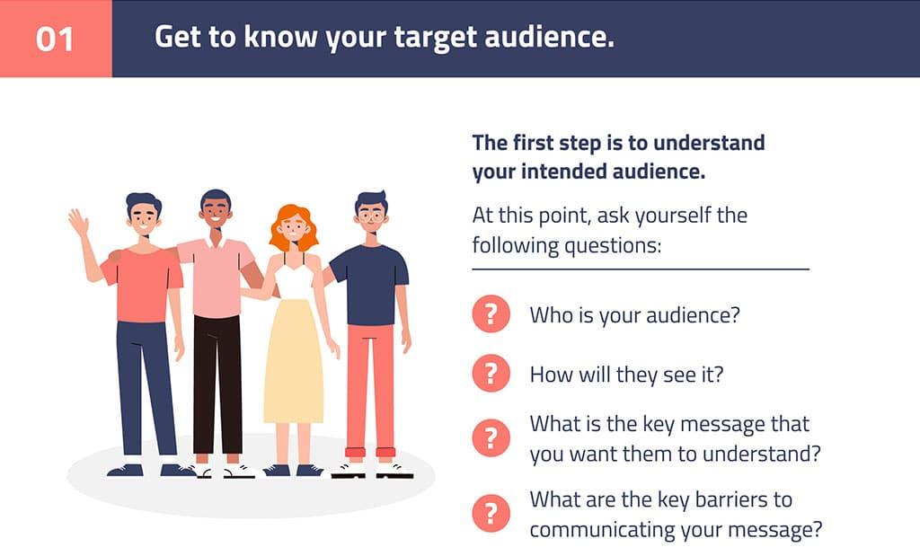 step 1 infographics