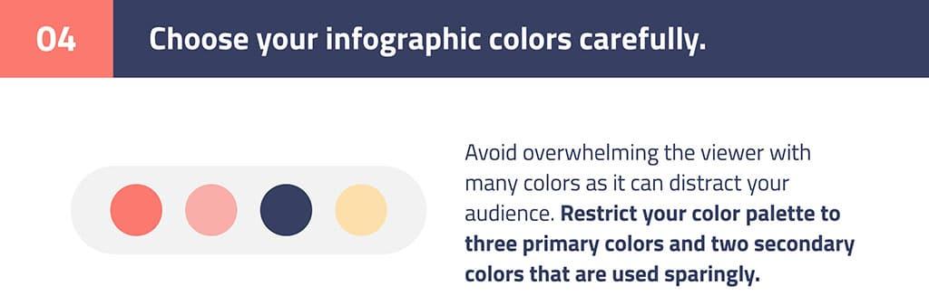 step 4 infographics