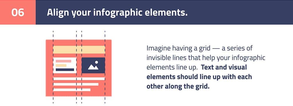 step 6 infographics