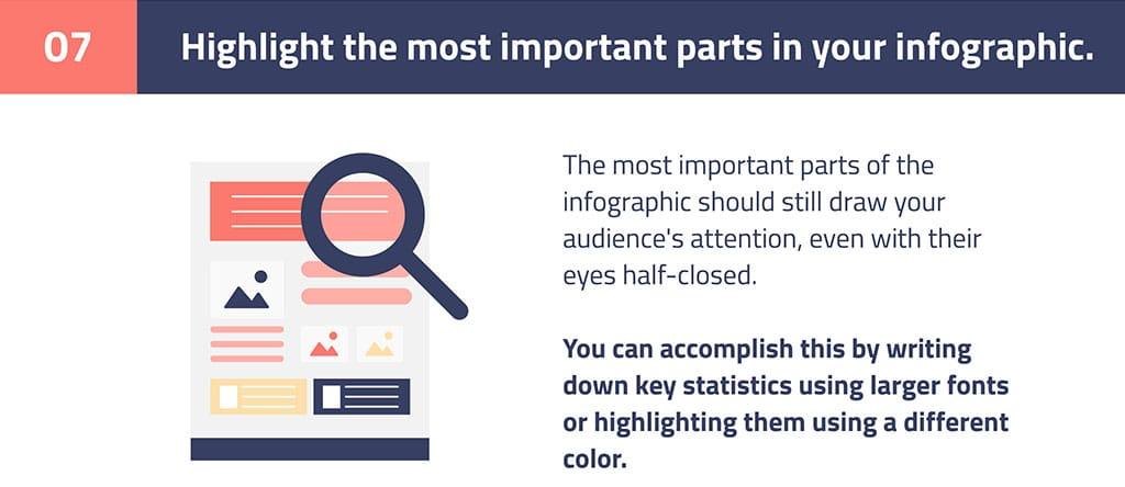 step 7 infographics