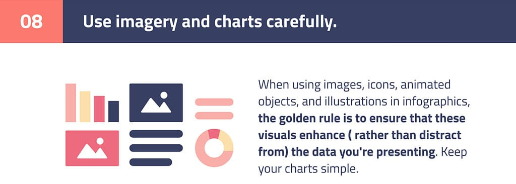 step 8 infographics